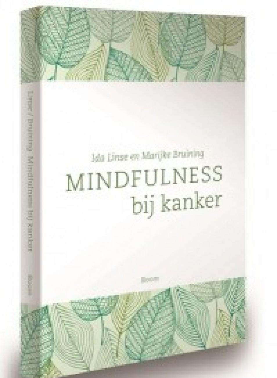 Omslag boek Mindfulness bij kanker